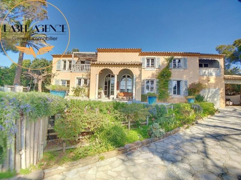 Deluxe sale house / villa Les issambres 990000€ - Picture 1