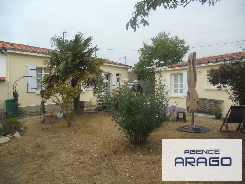 Vente de prestige maison / villa Jard sur mer 304000€ - Photo 1