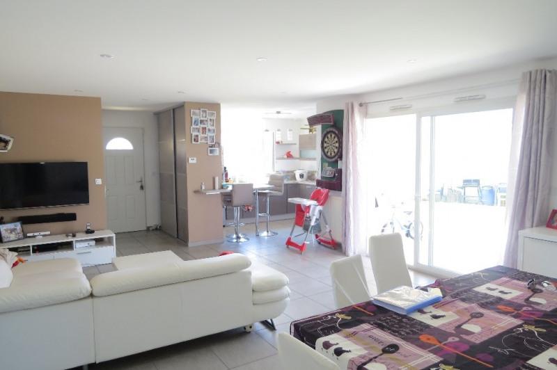 Vente maison / villa Villette d'anthon 384000€ - Photo 3