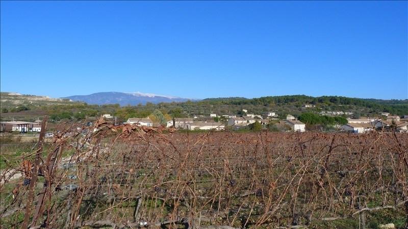 Sale site Malemort du comtat 96000€ - Picture 1