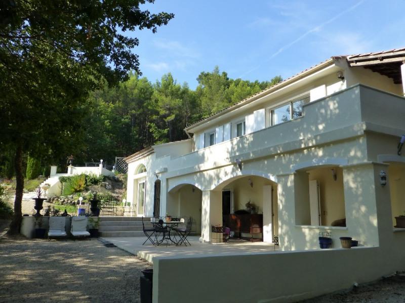 Deluxe sale house / villa Venelles 1105000€ - Picture 1