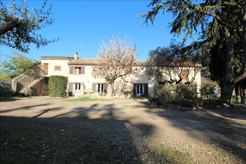 Vente maison / villa Pernes les fontaines 370 000€ - Photo 1