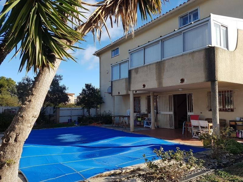 Sale house / villa St hippolyte 319000€ - Picture 1