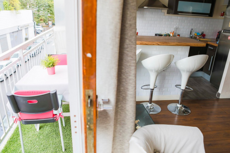 Location appartement Levallois perret 1150€ CC - Photo 6