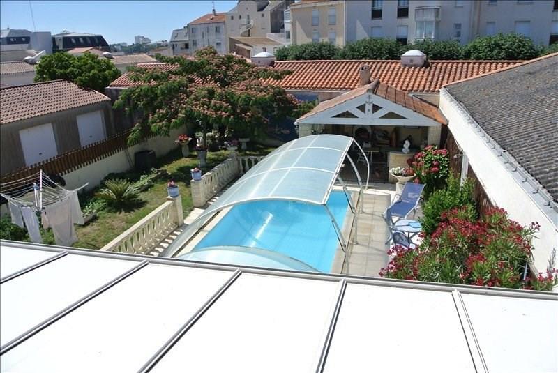 Vente maison / villa Saint gilles croix de vie 496500€ - Photo 4