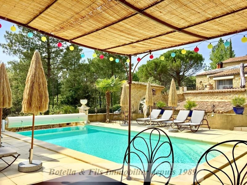 Deluxe sale house / villa Uzes 1 265 000€ - Picture 17