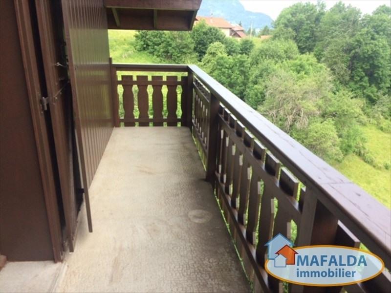 Location appartement Mont saxonnex 440€ CC - Photo 2