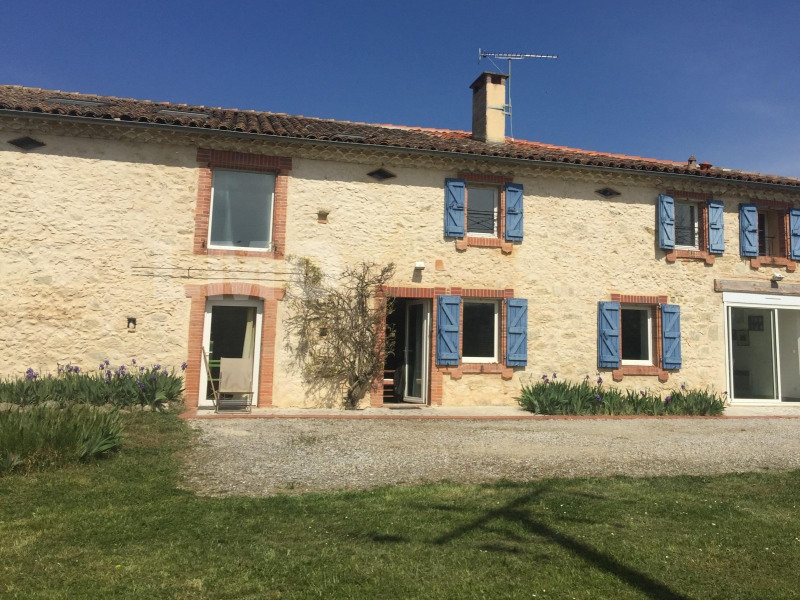 Vente maison / villa Teyssode 283500€ - Photo 1