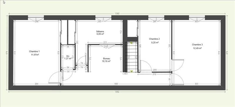 Vente maison / villa Grenoble 345022€ - Photo 7