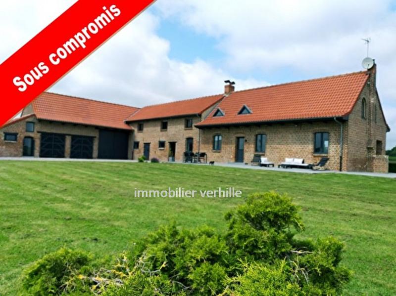 Sale house / villa Merris 497000€ - Picture 1