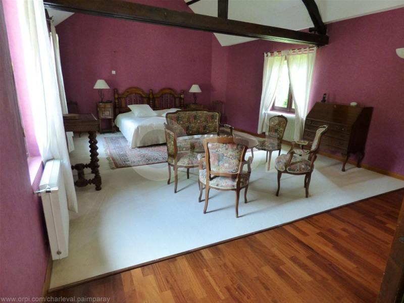 Sale house / villa Lyons la foret 331000€ - Picture 10