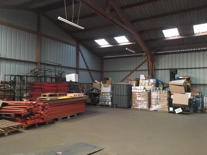 Rental empty room/storage St aubin du cormier 3000€ HT/HC - Picture 3