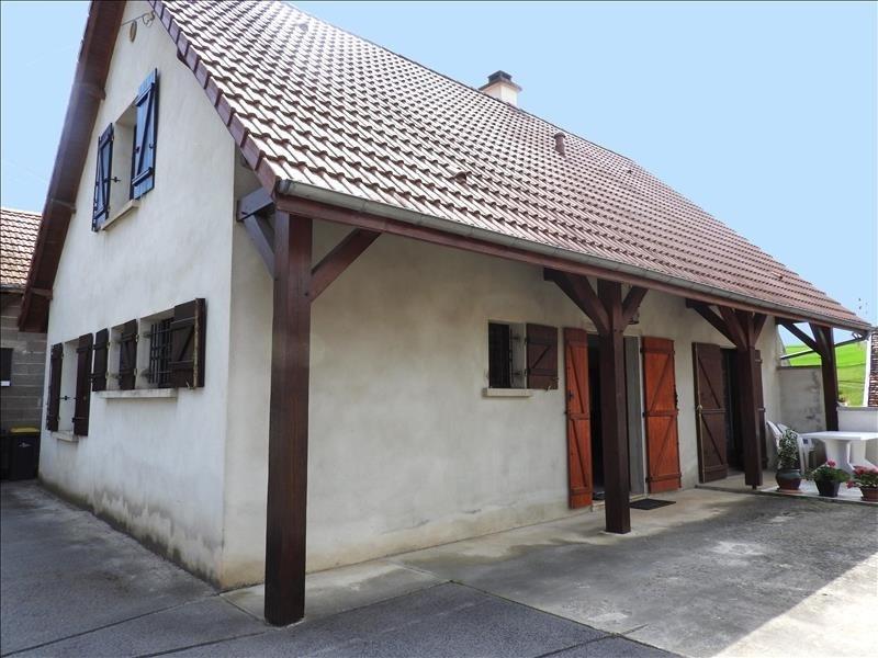 Vente maison / villa Village proche chatillon 134000€ - Photo 2