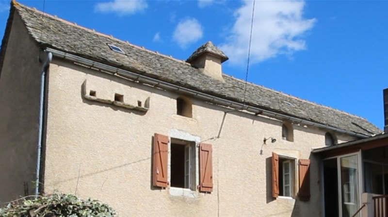 Vente maison / villa Saint andré de najac 85000€ - Photo 2