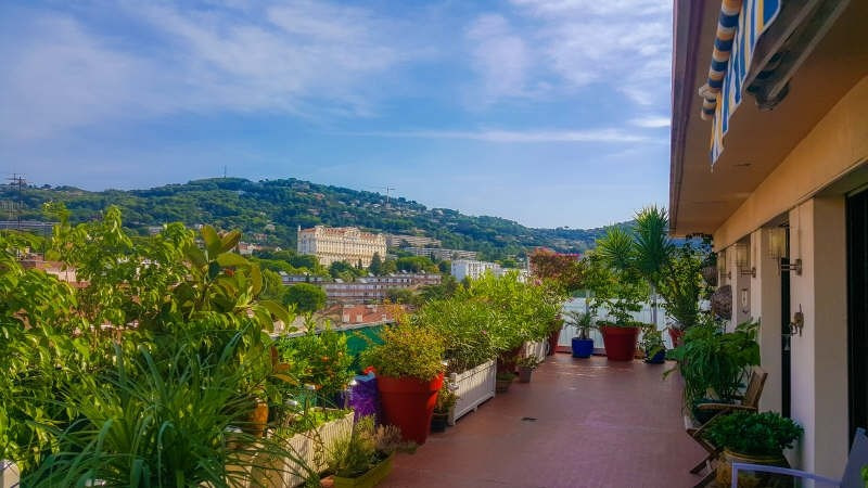 Vente appartement Cannes 280000€ - Photo 1
