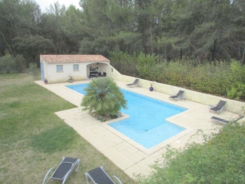 Deluxe sale house / villa Lambesc 670000€ - Picture 3