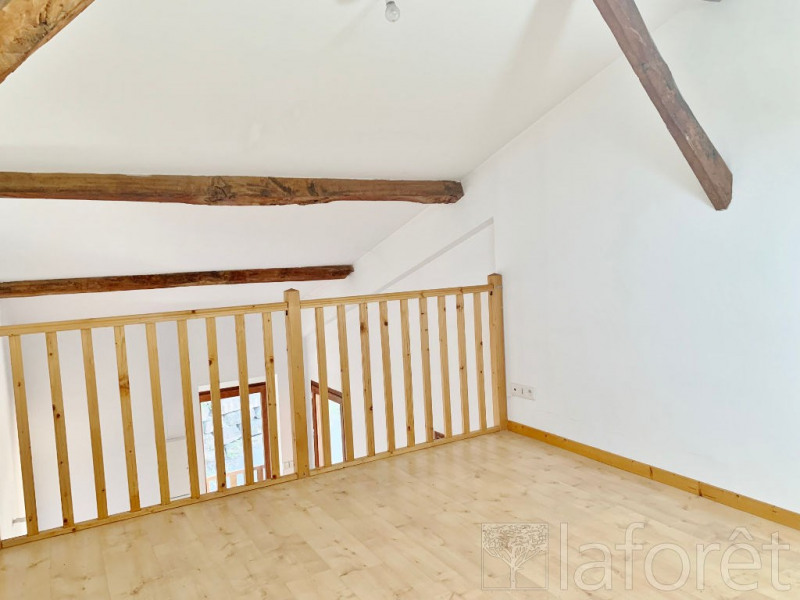 Vente appartement Saint chef 76000€ - Photo 2
