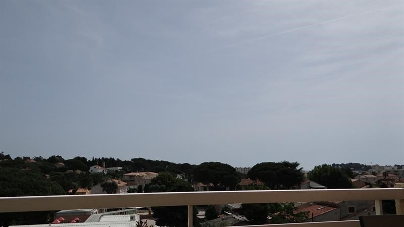 Vacation rental apartment Cavalaire 650€ - Picture 1