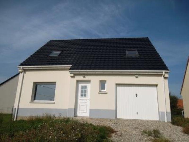 Sale house / villa Wittes 151960€ - Picture 1