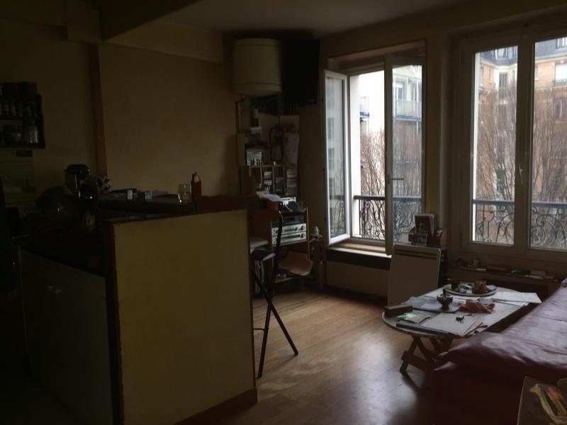 Life annuity apartment Paris 10ème 100000€ - Picture 1