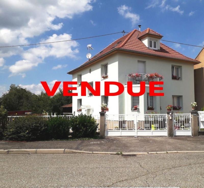 Sale house / villa Benfeld 393000€ - Picture 1