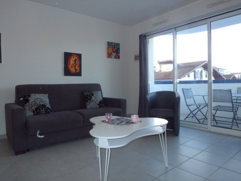 Location vacances appartement Saint jean de luz 810€ - Photo 1