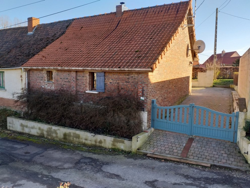 Location maison / villa Bomy 495€ CC - Photo 1