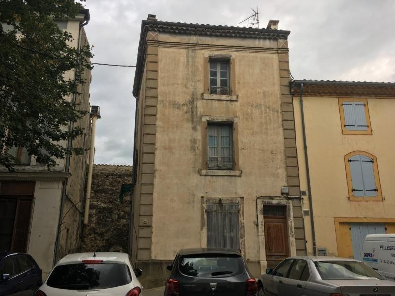 Revenda casa Dieulefit 107000€ - Fotografia 1