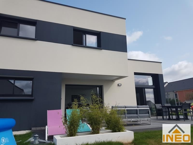 Vente maison / villa Geveze 407 500€ - Photo 9