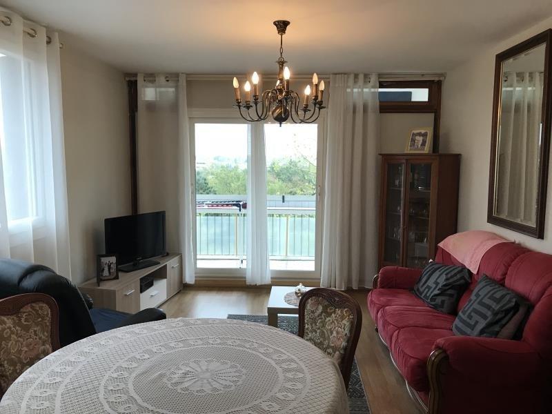 Vendita appartamento Rillieux la pape 123000€ - Fotografia 1