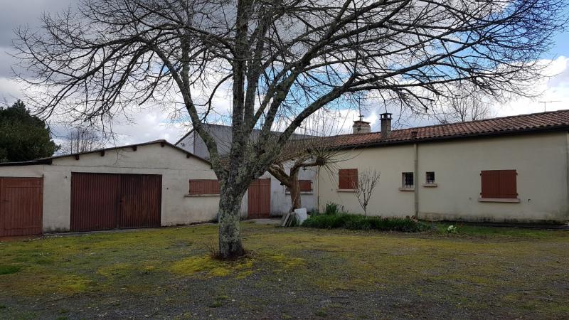 Vente maison / villa Cercoux 101000€ - Photo 1