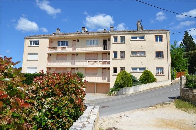 Investment property apartment Vallon pont d'arc 69 550€ - Picture 1