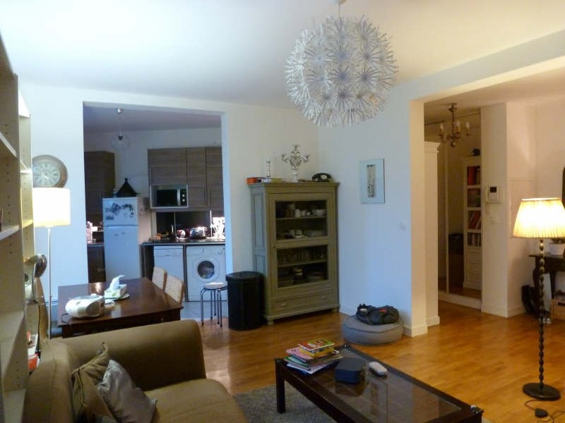 Rental apartment St germain en laye 1 580€ CC - Picture 1