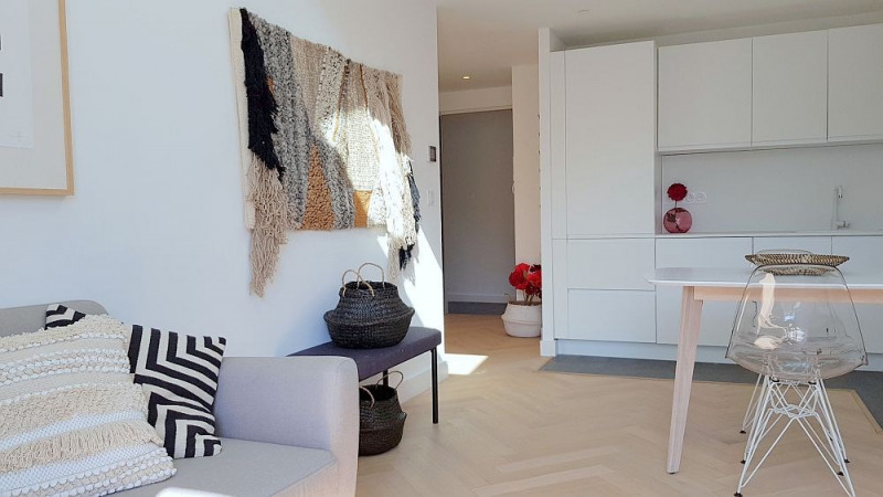 Sale apartment Nice 339 000€ - Picture 1