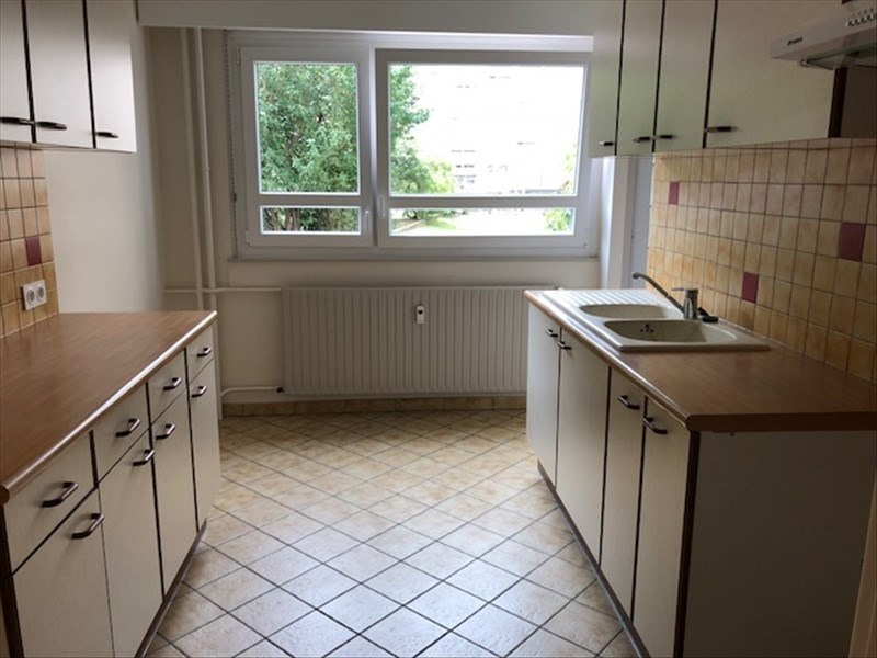 Rental apartment Bischheim 840€ CC - Picture 1