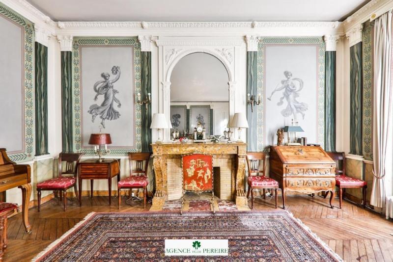 Vente de prestige appartement Paris 17ème 2588000€ - Photo 6