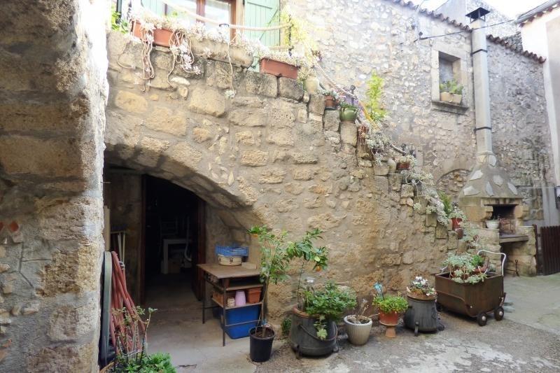 Sale house / villa Lespignan 157000€ - Picture 1