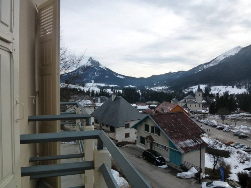 Location appartement Saint-pierre-de-chartreuse 435€ CC - Photo 2