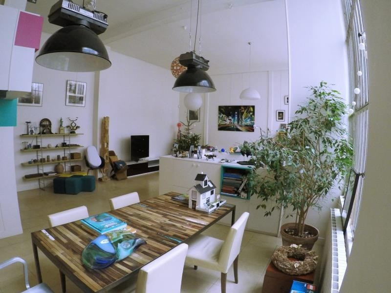 Deluxe sale loft/workshop/open plan Paris 11ème 1 595 000€ - Picture 4