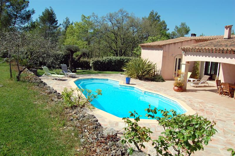Deluxe sale house / villa Fayence 695 000€ - Picture 5