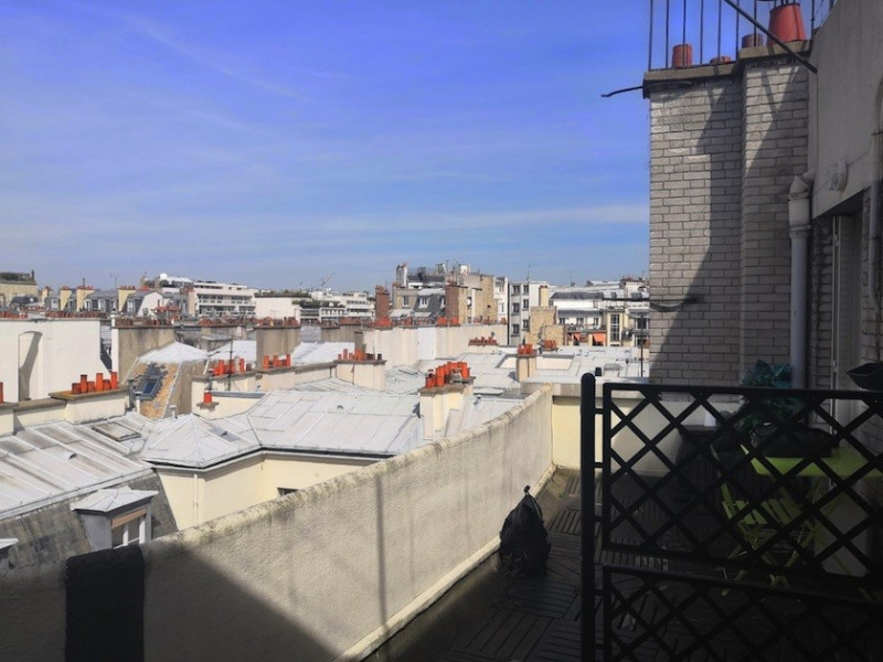 Sale apartment Paris 16ème 265 000€ - Picture 2