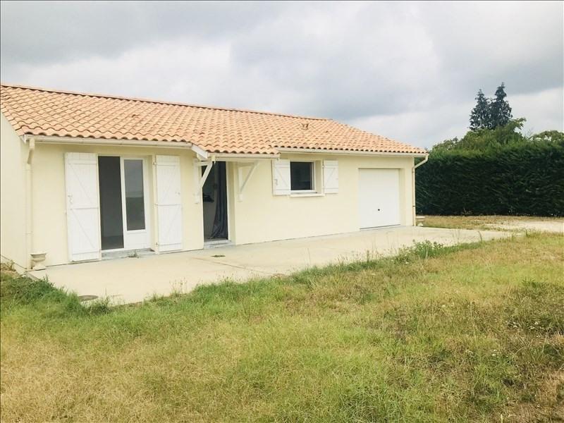 Sale house / villa Arcins 204500€ - Picture 2