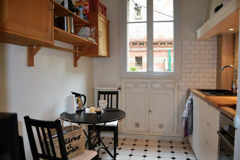 Sale apartment Colombes 440 000€ - Picture 5