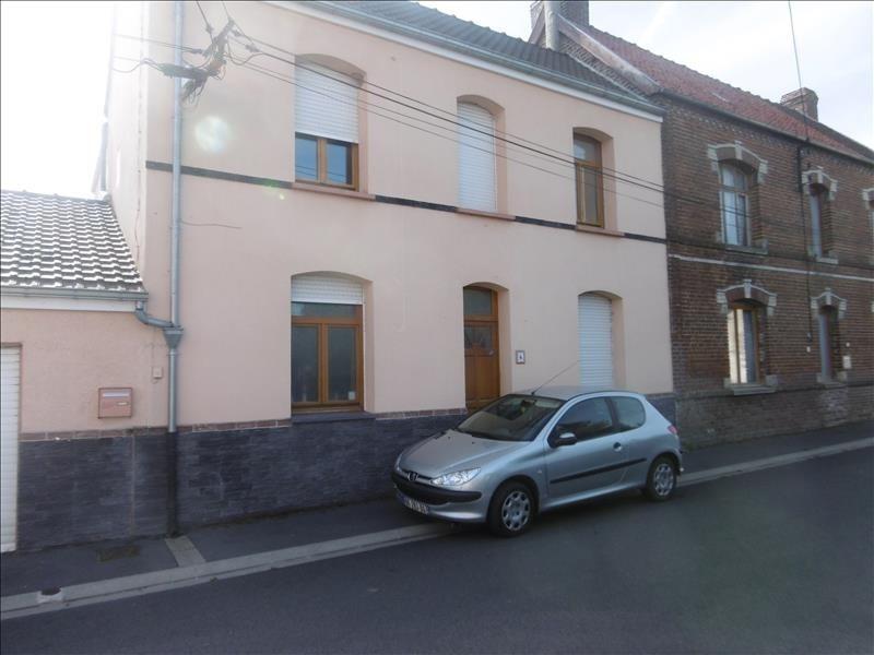 Sale house / villa Aubigny au bac 152000€ - Picture 1