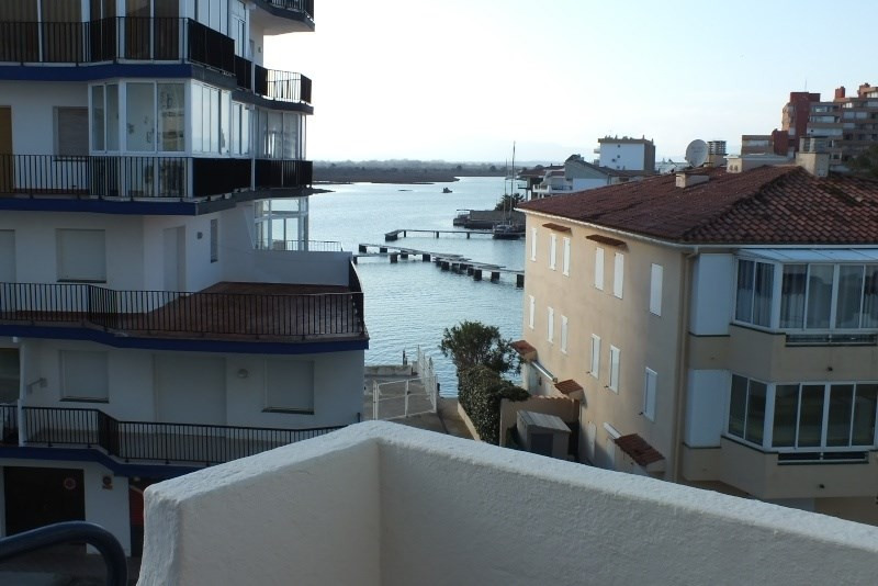Location vacances appartement Roses santa-margarita 150€ - Photo 4