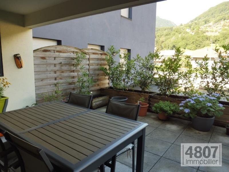Vente appartement Sallanches 209500€ - Photo 1