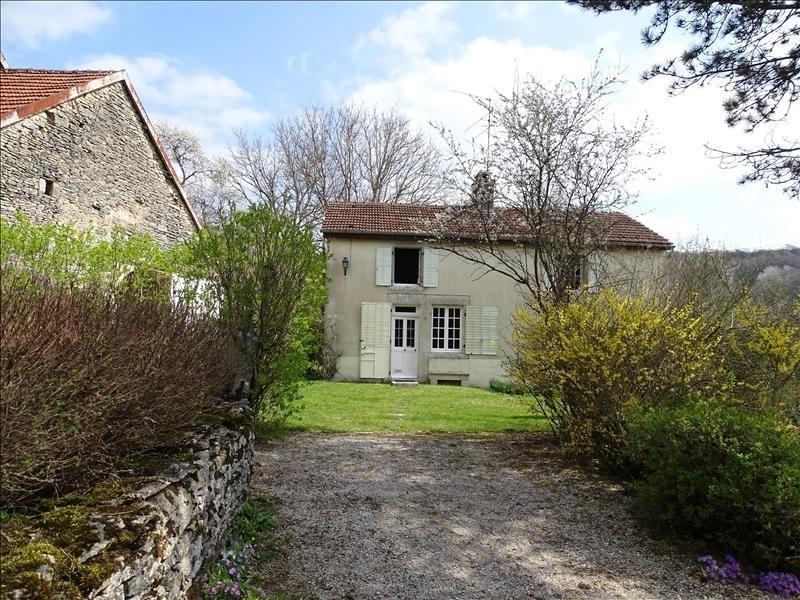 Vente maison / villa Secteur recey s/ource 97000€ - Photo 20