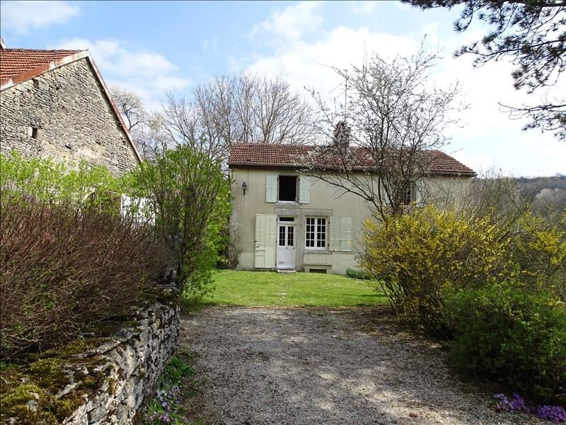 Sale house / villa Secteur recey s/ource 97000€ - Picture 20