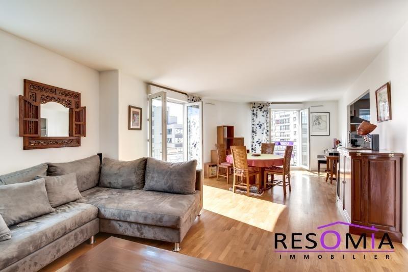 Venta  apartamento Montrouge 640000€ - Fotografía 3