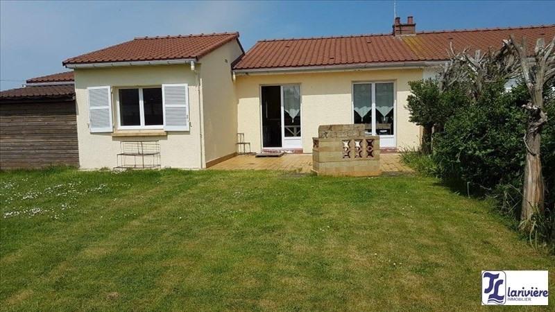 Location maison / villa Audresselles 728€ CC - Photo 1